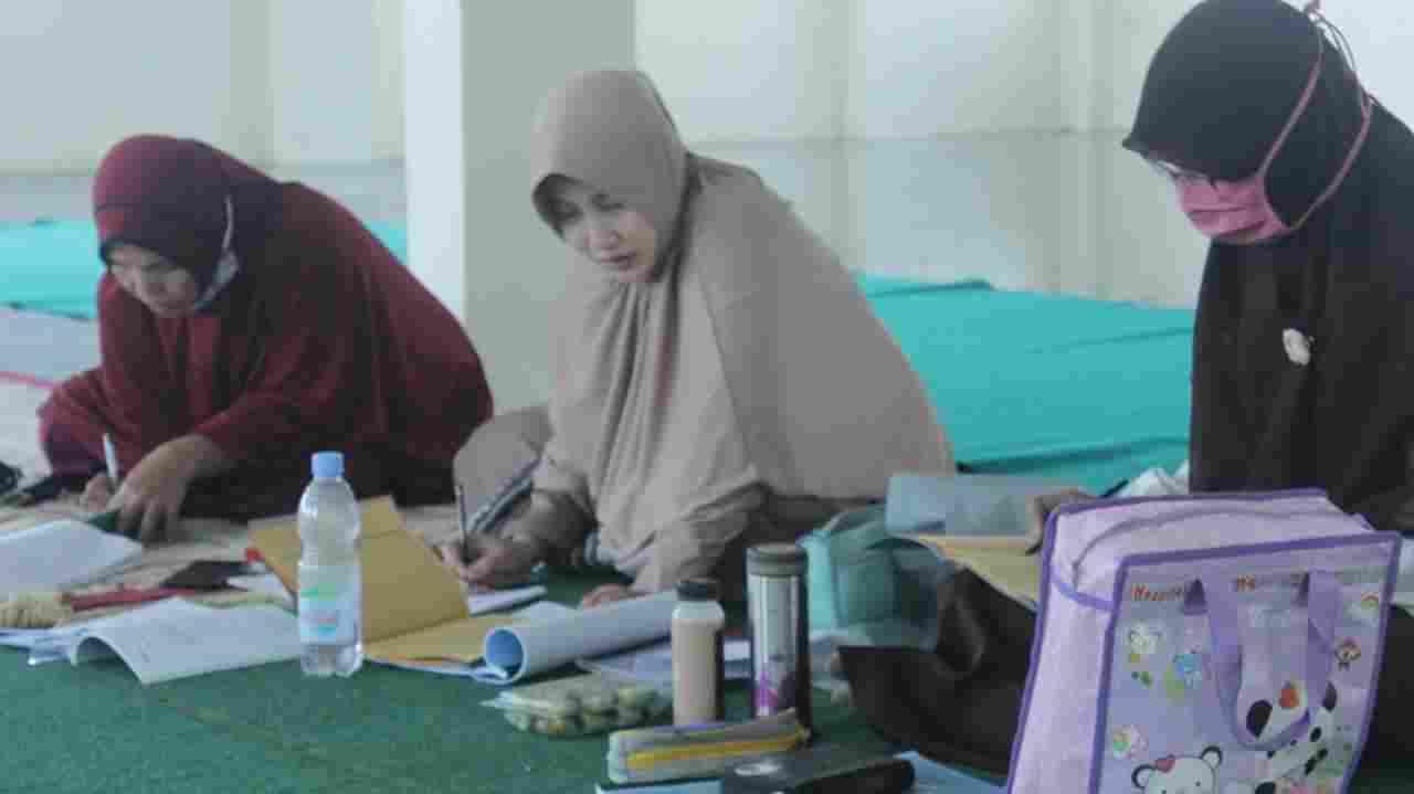 Pengajian Nahwu Shorof masjid Agung Syekh Quro Karawang
