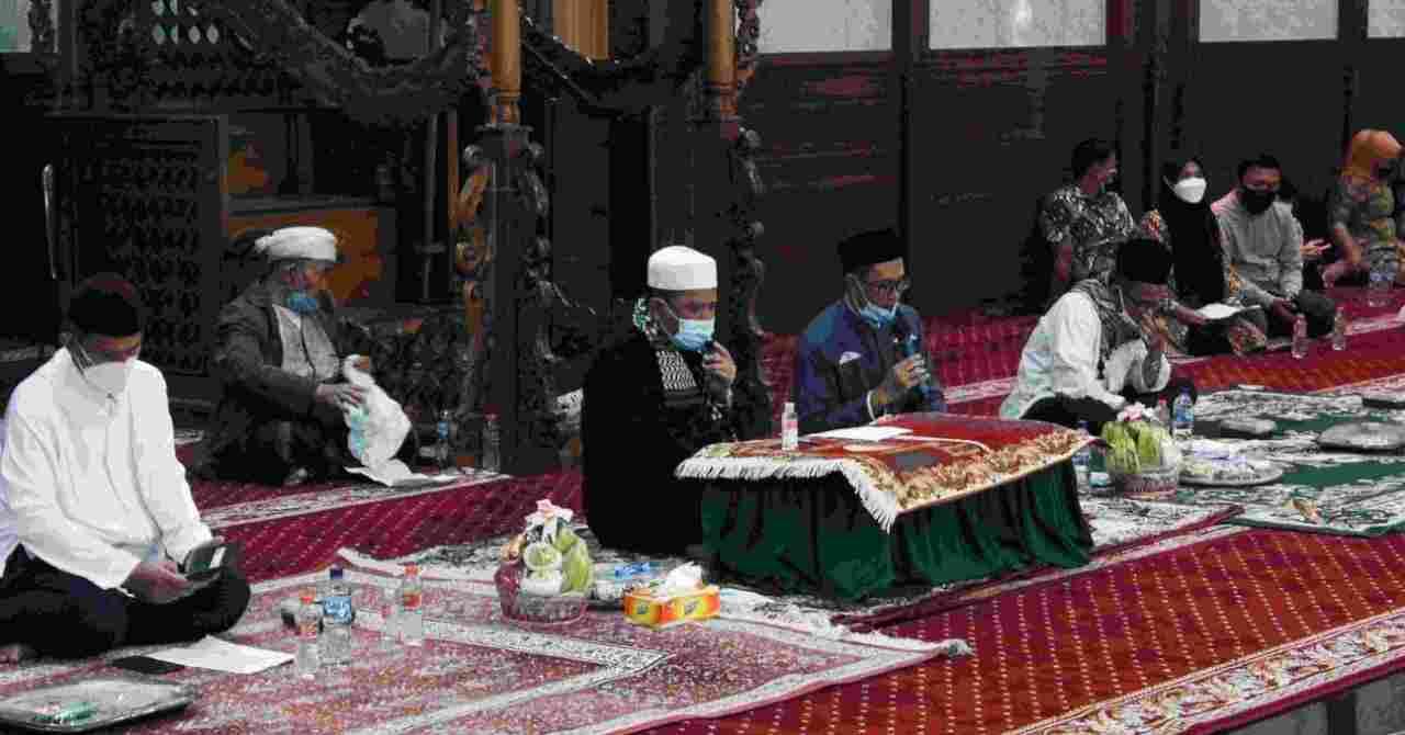 doa bersama untuk masyarakat karawang